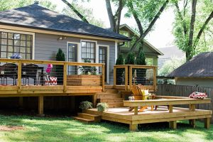 Fence and Deck Staining Services Columbia South Carolina