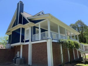 Columbia SC Residential Exterior Painting