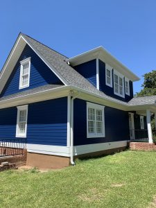 Columbia SC Residential Exterior Painting Capital city Painting