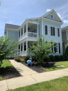 Exterior Residential Painting Columbia South Carolina Lake Carolina