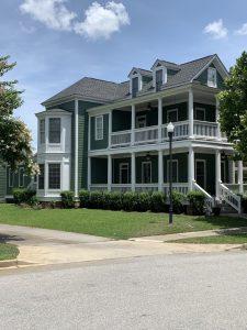 Exterior Residential Painting Lake Carolina Columbia South Carolina